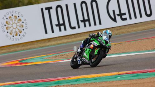 Raffaele De Rosa, Orelac Racing VerdNatura, Aragon RACE 2