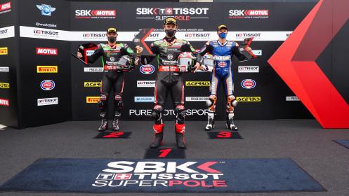 WorldSBK Aragon Tissot Superpole RACE