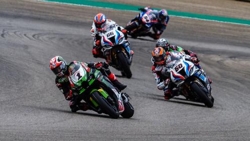 Jonathan Rea, Kawasaki Racing Team WorldSBK, Aragon RACE 2