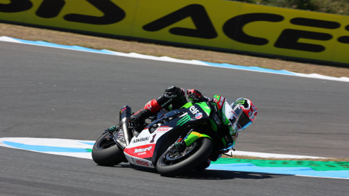 Jonathan Rea, Kawasaki Racing Team WorldSBK, Estoril FP1