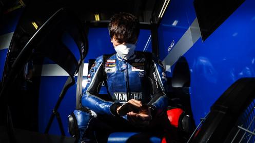 Kohta Nozane, GRT Yamaha WorldSBK Team, Estoril FP2