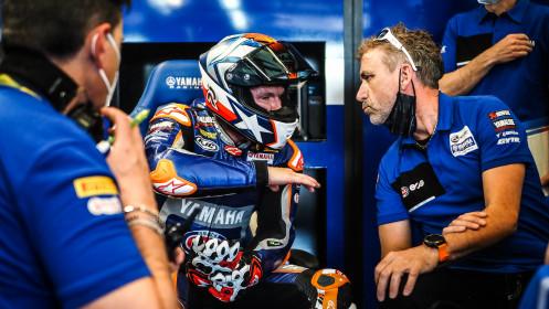 Garrett Gerloff, GRT Yamaha WorldSBK Team, Estoril FP2