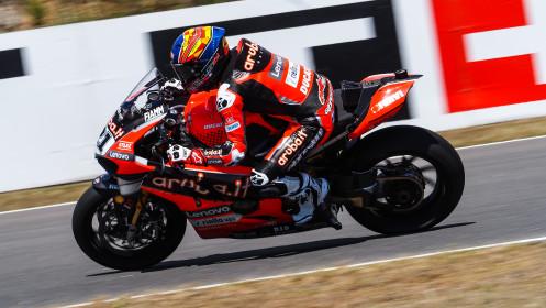 Michael Ruben Rinaldi, Aruba.it Racing - Ducati, Estoril FP2