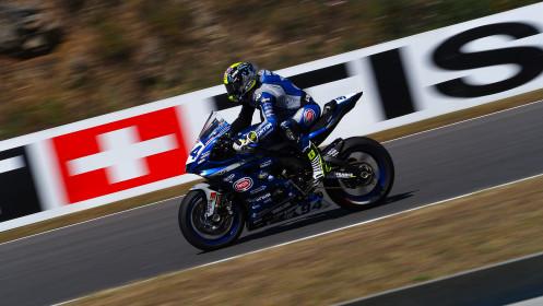 Federico Caricasulo, GMT94 Yamaha, Estoril FP2