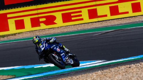 Federico Caricasulo, GMT94 Yamaha,Estoril FP2