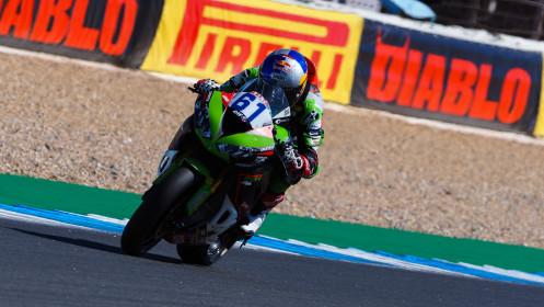 Can Alexander Öncü, Kawasaki Puccetti Racing, Estoril FP2