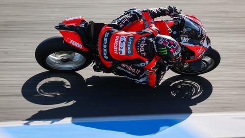 Scott Redding, Aruba.it Racing - Ducati, Estoril FP3