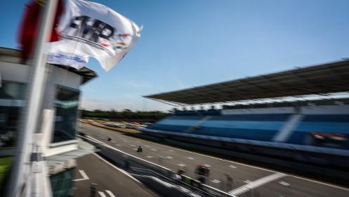 Loris Cresson, TPR Team Pedercini Racing, Estoril Tissot Superpole