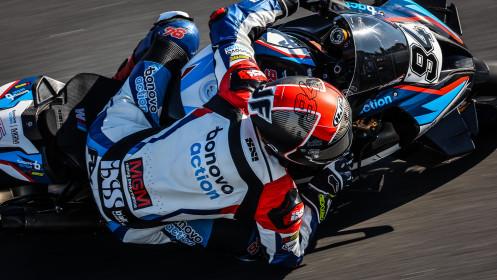 Jonas Folger, Bonovo Action by MGM Racing, Estoril Tissot Superpole