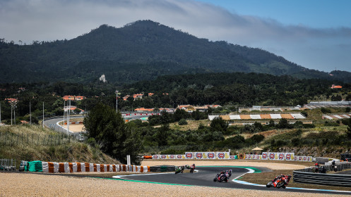 WorldSBK, Estoril RACE 1