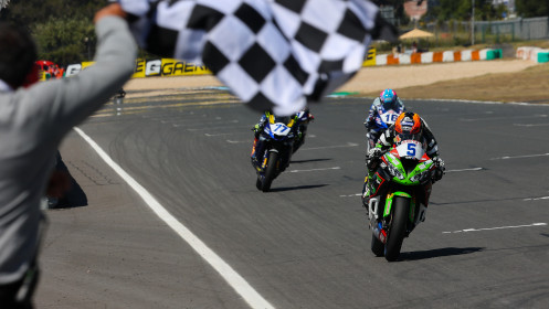 Philipp Oettl, Kawasaki Puccetti Racing, Estoril RACE 1