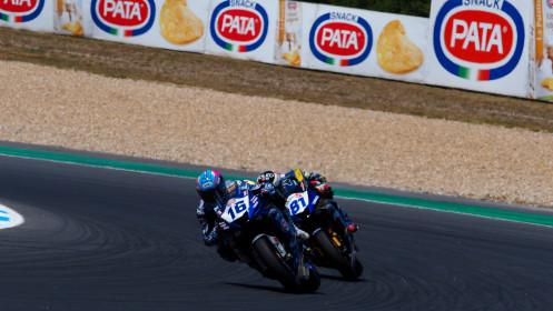 Jules Cluzel, GMT94 Yamaha, Estoril RACE 1