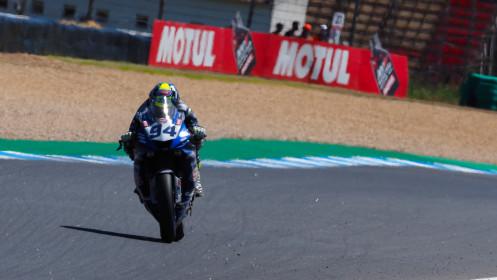 Federico Caricasulo, GMT94 Yamaha, Estoril RACE 1