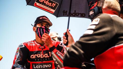 Michael Ruben Rinaldi, Aruba.it Racing - Ducati, Estoril RACE 1