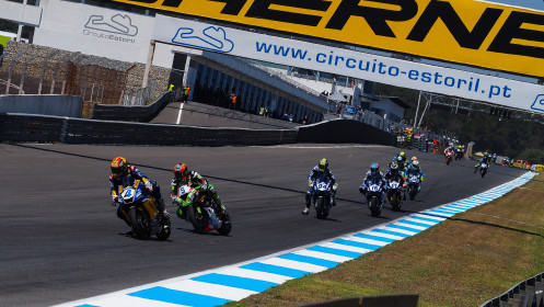 WorldSSP, Estoril RACE 1