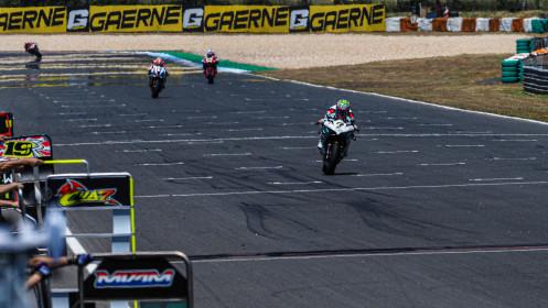 Chaz Davies, Team GOELEVEN, Estoril RACE 1