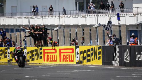 Jonathan Rea, Kawasaki Racing Team WorldSBK, Estoril SPR