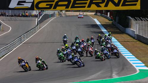 WorldSSP, Estoril RACE 2