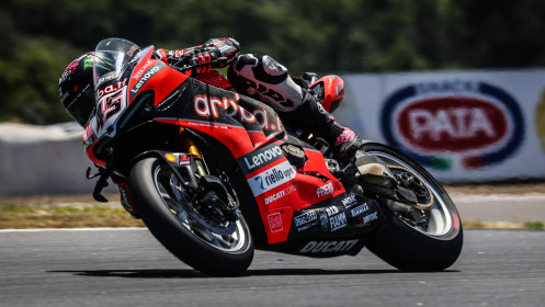 Scott Redding, Aruba.it Racing - Ducati, Estoril RACE 2