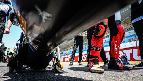 Tom Sykes, BMW Motorrad WorldSBK Team, Estoril RACE 2