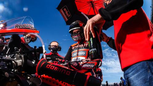 Scott Redding, Aruba.it Racing - Ducati, Estoril Tiss