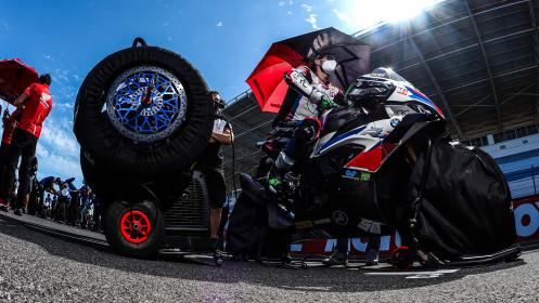 Eugene Laverty, RC Squadra Corse, Estoril Tissot Superpole RACE
