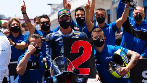 Luca Bernardi, CM Racing, Estoril RACE 2