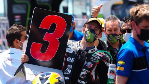 Philipp Oettl, Kawasaki Puccetti Racing, Estoril RACE 2