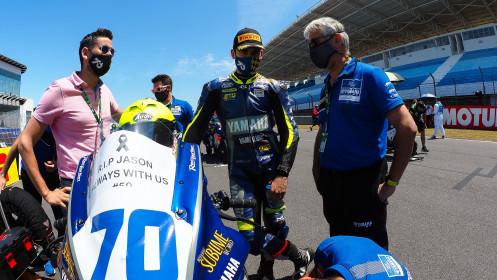Marc Alcoba, Yamaha MS Racing, Estoril RACE 2