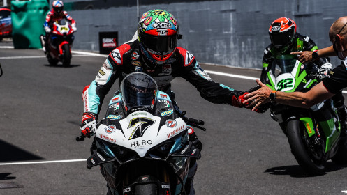 Chaz Davies, Team GoEleven, Estoril RACE 2