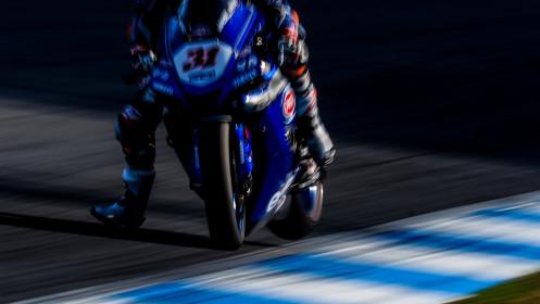 Garrett Gerloff, GRT Yamaha WorldSBK Team, Estoril Tissot Superpole RACE