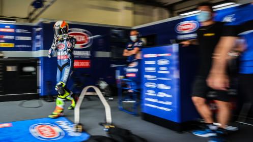 Andrea Locatelli, Pata Yamaha with BRIXX WorldSBK, Misano FP2