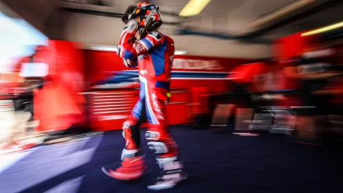 Alvaro Bautista, Team HRC, Misano FP2