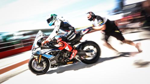 Tom Sykes, BMW Motorrad WorldSBK Team, Misano FP2
