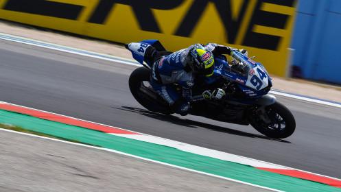 Federico Caricasulo, GMT94 Yamaha, Misano FP2