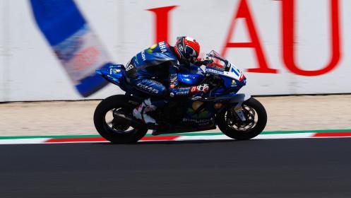 Filippo Fuligni, D34G Racing, Misano FP2