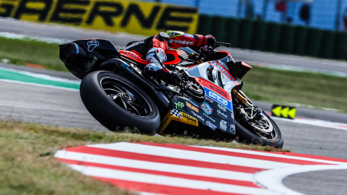 Axel Bassani, Motocorsa Racing, Misano FP2