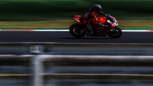 Scott Redding, Aruba.it Racing - Ducati, Misano FP2