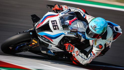 Tom Sykes, BMW Motorrad WorldSBK Team, Misano RACE 1