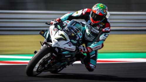 Chaz Davies, Team GoEleven, Misano RACE 1