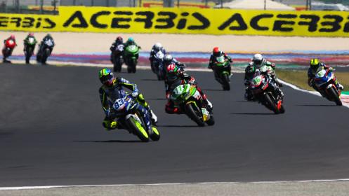 Meikon Kawakami, AD78 Team Brasil by MS Racing, Misano RACE 1