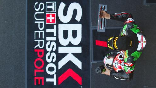 Jonathan Rea, Kawasaki Racing Team WorldSBK, Misano SP