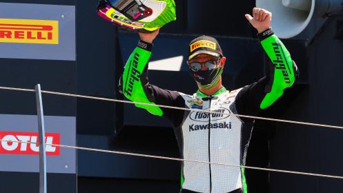 Tom Booth-Amos, Fusport - Rt Motorsports by SKM Kawasaki, Misano RACE 1