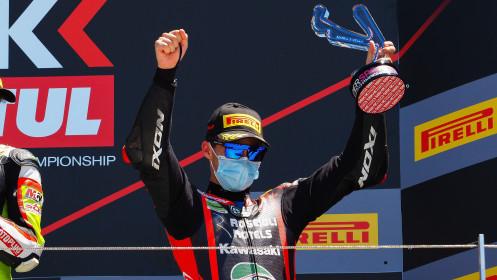 Hugo de Cancellis, Prodina Team WorldSSP300, Misano RACE 1