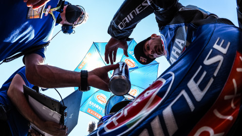 Toprak Razgatlioglu, Pata Yamaha with BRIXX WorldSBK, Misano RACE 1