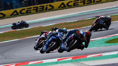 Philipp Oettl, Kawasaki Puccetti Racing, Misano RACE 1