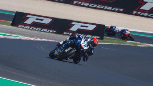 FIlippo Fuligni, D34G Racing, Misano RACE 1
