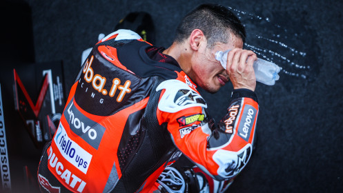 Michael Ruben Rinaldi, Aruba.it Racing - Ducati, Misano Tissot Superpole RACE