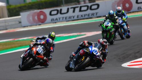 Manuel Gonzalez, Yamaha ParkinGo Team, Misano RACE 2