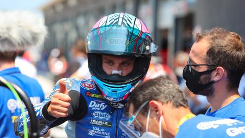 Jules Cluzel, GMT94 Yamaha, Misano RACE 2